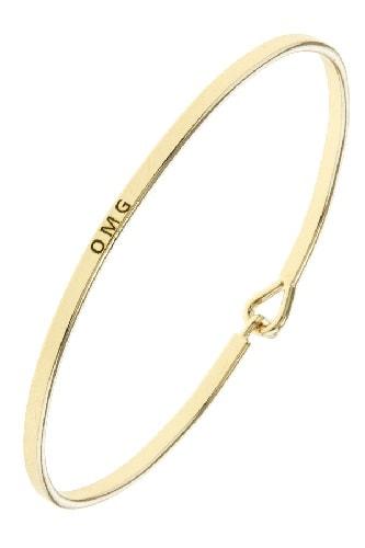 OMG Polished Bracelet